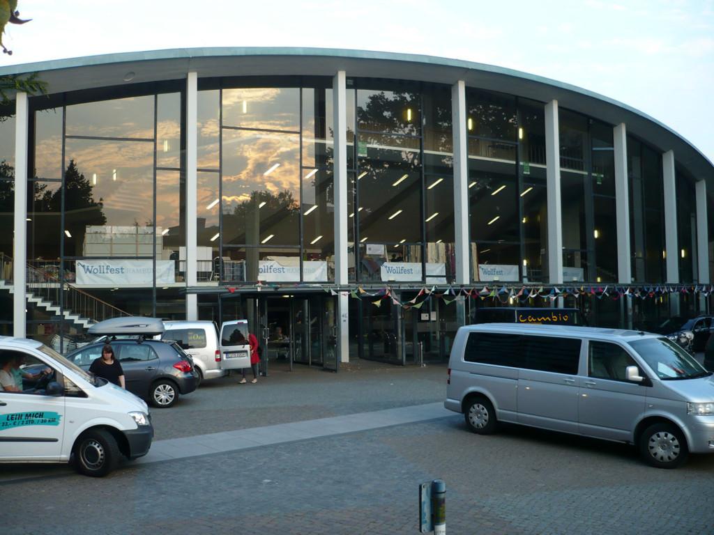 Wollfest Uni Hamburg
