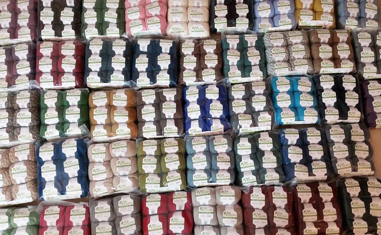 fairalpaka Muster aus Peru