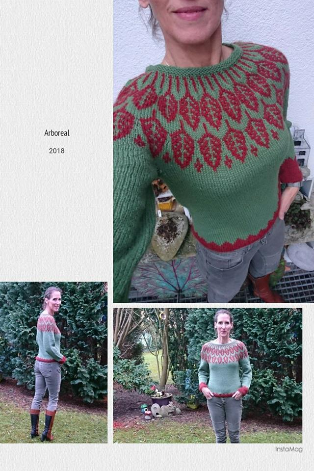 Arboreal Pullover
