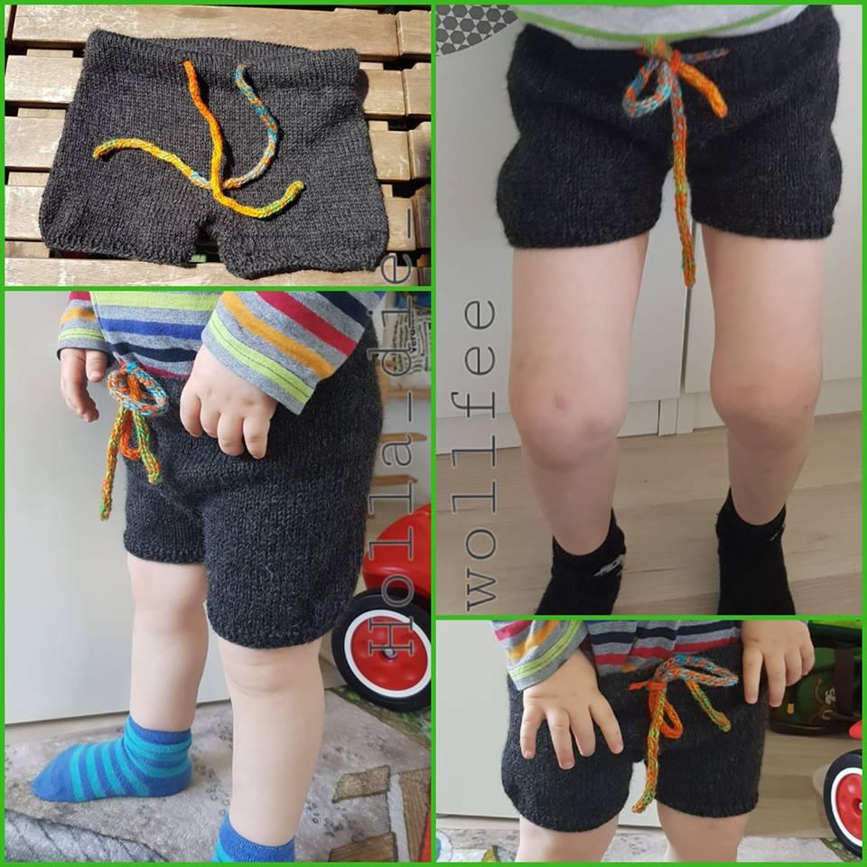 Babyalpaka Kinderhose