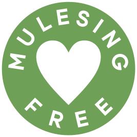 Baby Merinowolle mulesing free