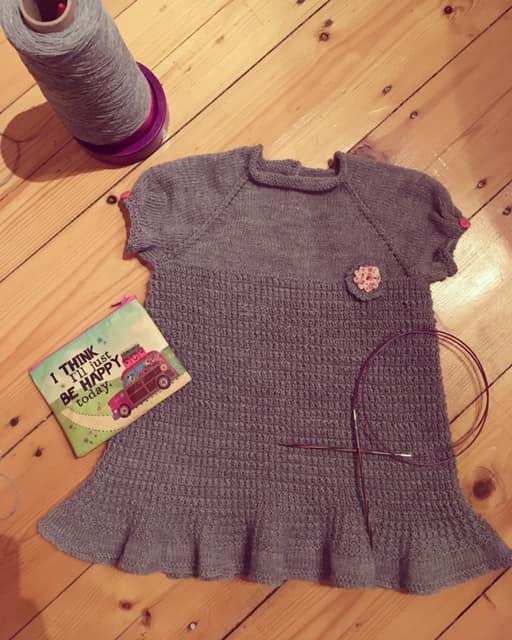Kleidchen Babymerino