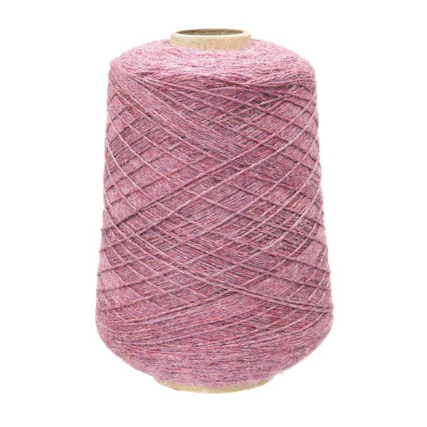 500g Baby Merinowolle Superwash BULKY Kone Beere heather (HF197)