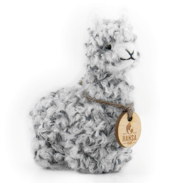 Mini Alpaka Stofftier NFX10