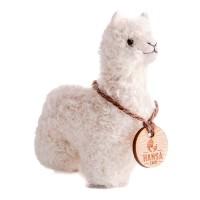 Mini Alpaka Stofftier NFA01