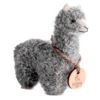 Mini Alpaka Stofftier NFA10