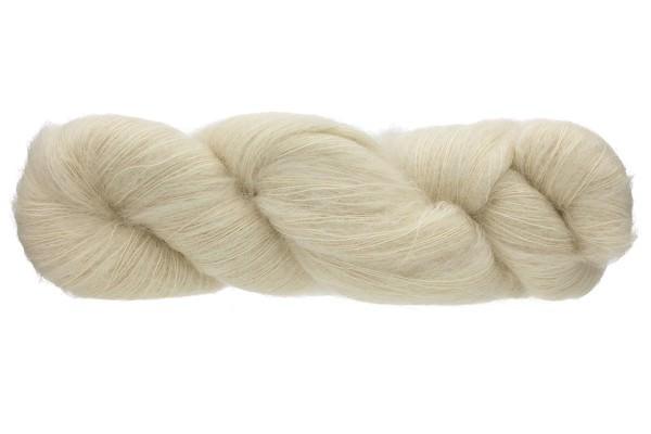 100g Kid Mohair Lace Seide Wolle aus Südafrika (MS00HK)